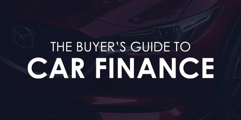 Car Finance guide cover photo