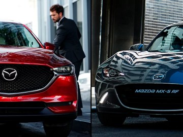 Mazda MX-5 and CX-5 win at 2019 AutoTrader Car of the Year Awards