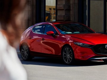 All-new Mazda 3 Hatchback