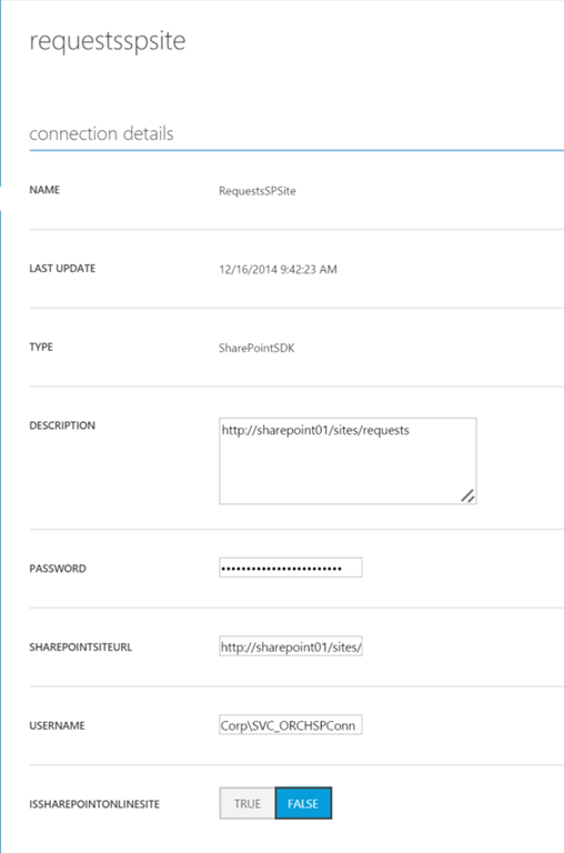A SMA Integration Module For SharePoint List Operations