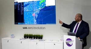 UAS flightevolution™ takes EBACE by storm