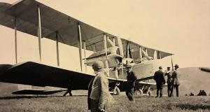 Celebrating Aviation Legends: Sir John William Alcock & Sir Arthur Whitten Brown
