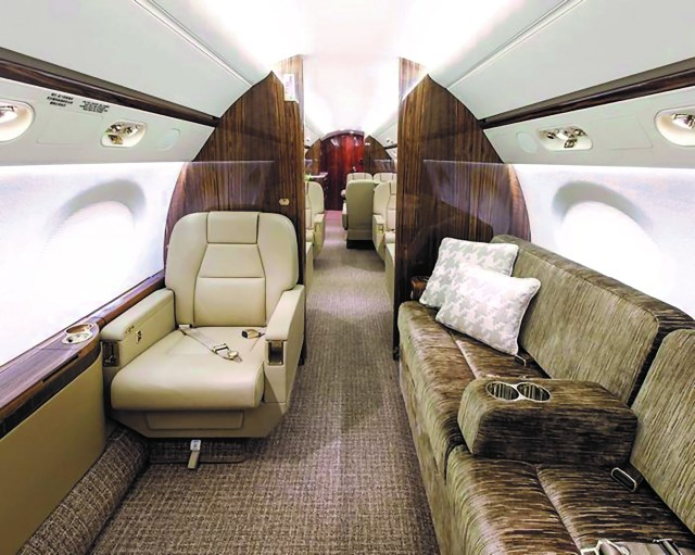 UAS adds Gulfstream G450 to its Offering
