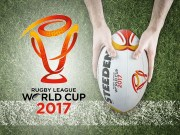 Rugby League World Cup 2017 - Brisbane and Melbourne