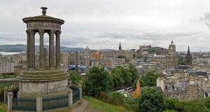 Flight Operations to Edinburgh