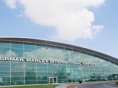 Jamaica's Norman Manley International Airport