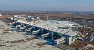 The New Platov International Airport