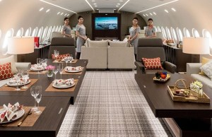 UAS Wins Worldwide Charter Management of Deer Jet's Dream Jet