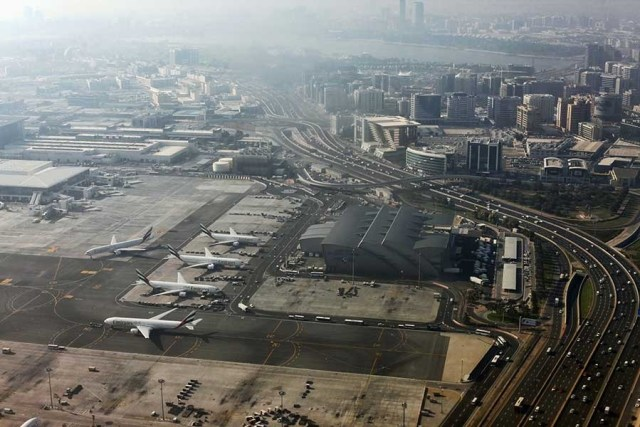 UAE Airspace to Restructure