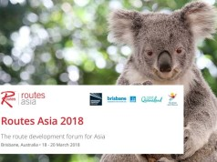 Flight Ops to Brisbane Routes Asia 2018