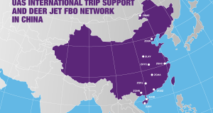 UAS Significantly Boosts Ground Presence and Customer Care in China