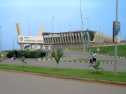 Kigali International Airport HRYR