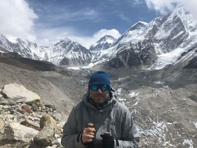 My Goal to Conquer the 7 Summits