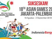 Flight Operations to Jakarta 2018 Asian Games