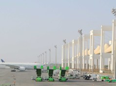 Hajj Flight Operations to Jeddah