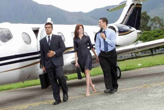 A Good Time for Business Aviation in Europe