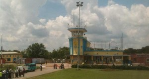 Lubumbashi International Airport FZQA