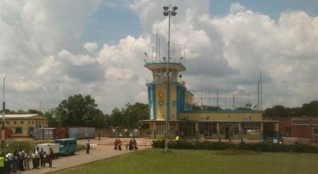 Lubumbashi International Airport FZQA