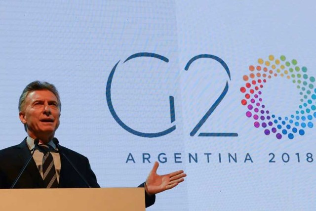 Buenos Aires Airport Restrictions G20 Summit