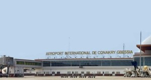 Conakry International Airport GUCY