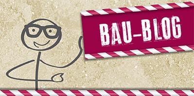 Bau-News aus dem Bau-Blog der UB Kassel