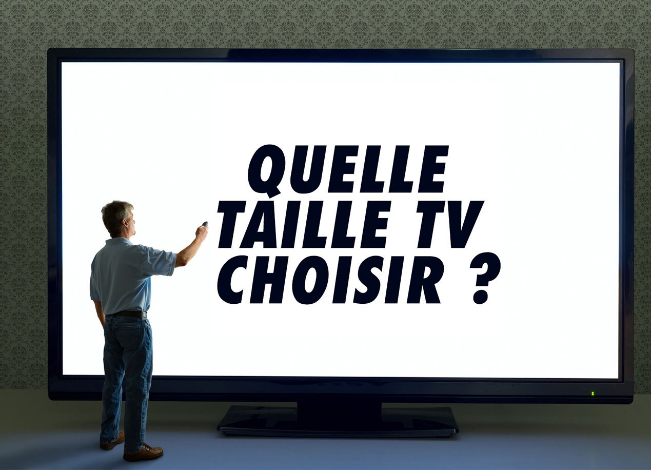 tv 4k ou full hd quelle taille tv