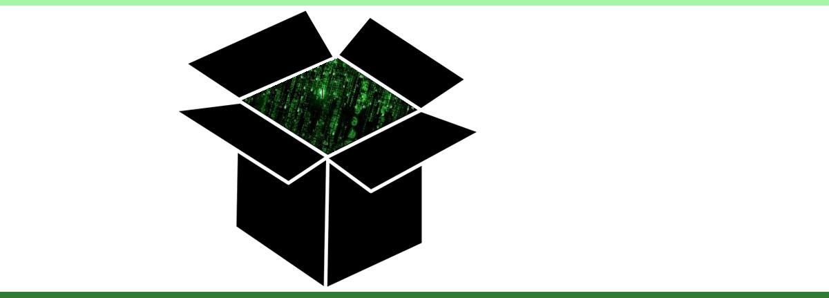black box of AI
