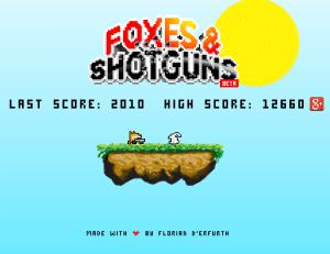 foxesandshotguns