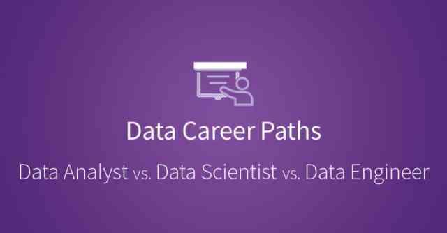Data Analyst vs Data Scientist vs Data Engineer