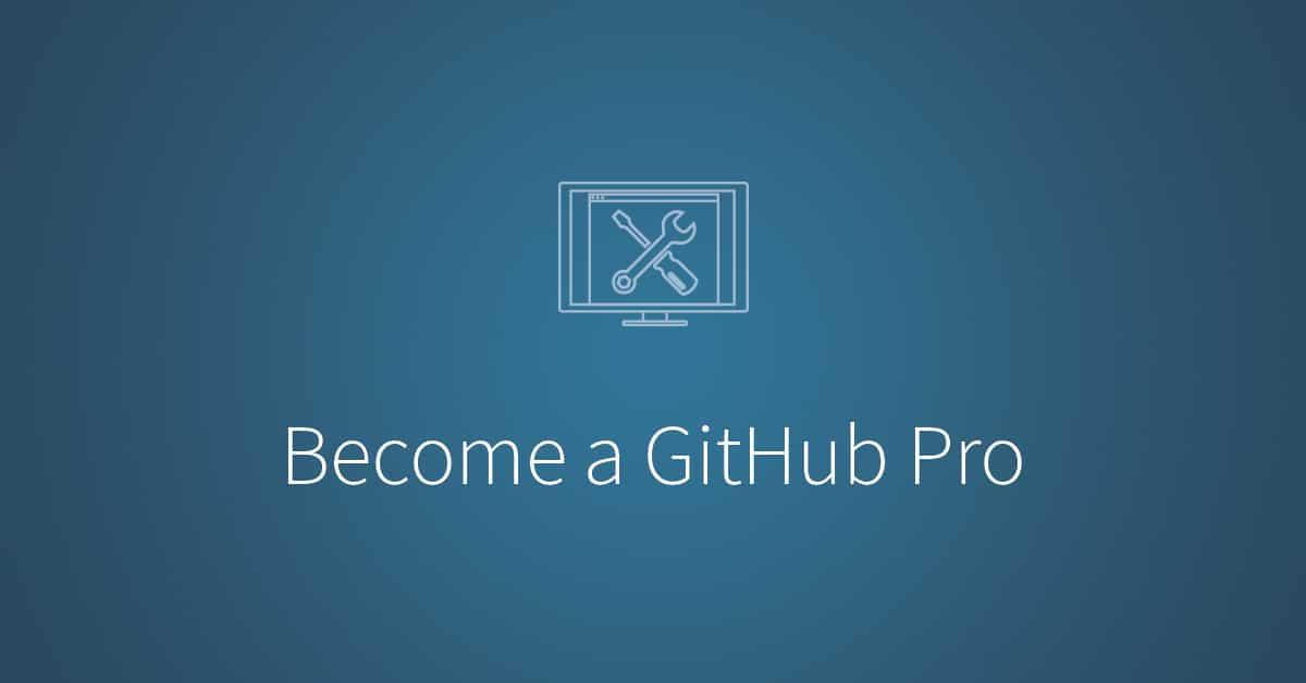 Become a GitHub Pro | Udacity