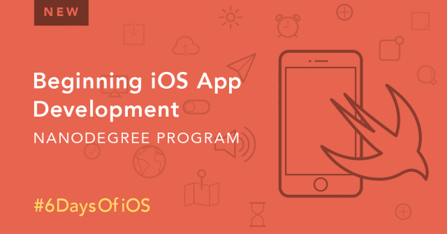 Beginning iOS App Development Nanodegree program is open!