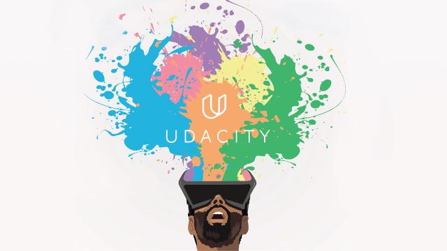 Udacity VR Developer Nanodegree program