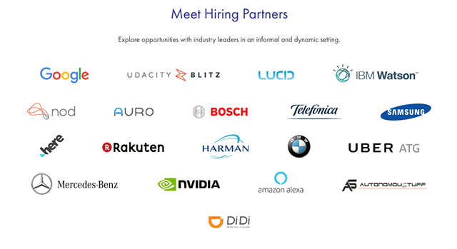 Intersect 2017 Hiring Partners