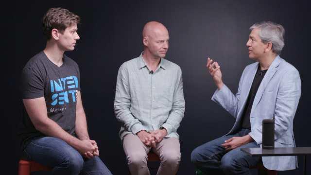Ashwin Ram and Sebastian Thrun - AI - Udacity