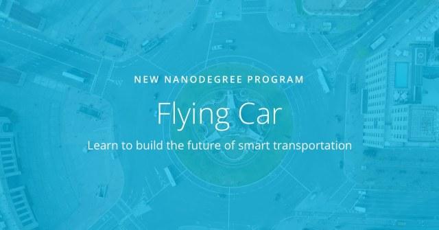 Flying Car Nanodegree program - Udacity - blog