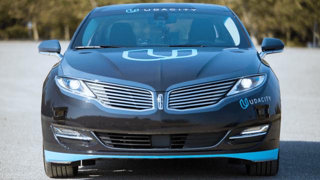 Udacity - Self Driving Car