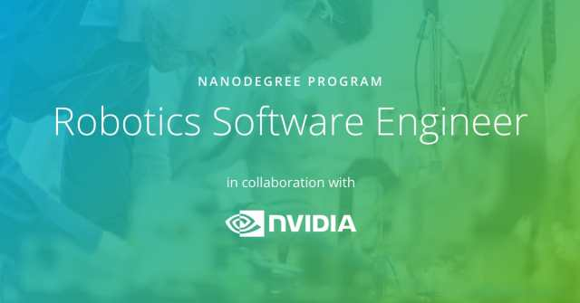 Robotics Software Engineer - Nanodegree program - Udacity
