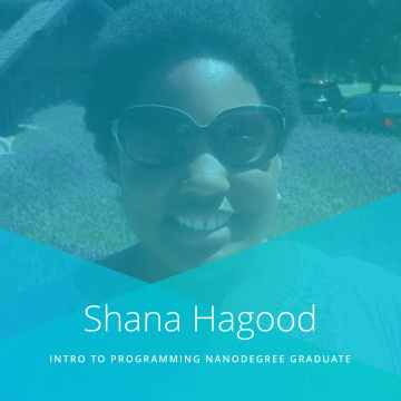 International Women's Day - Udacity - Shana Hagood
