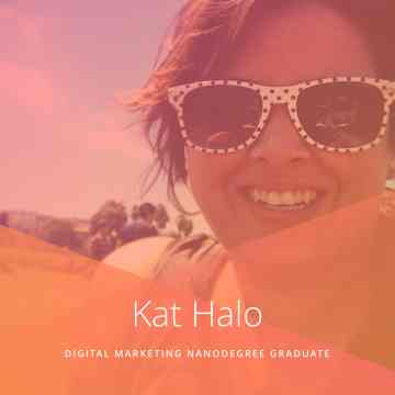 International Women's Day - Udacity - Kat Halo