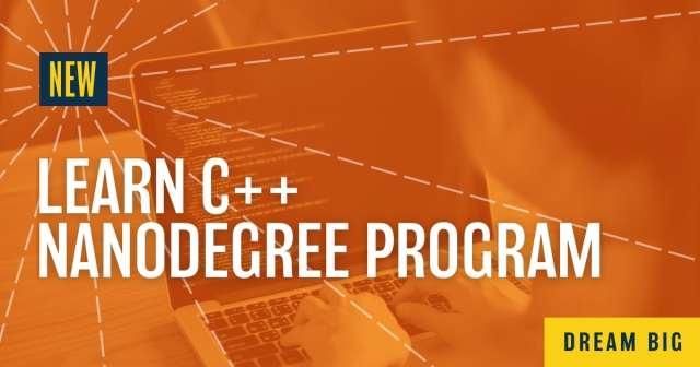 Learn C++ programming online
