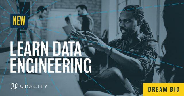 Introducing the Udacity Data Engineering Nanodegree Program