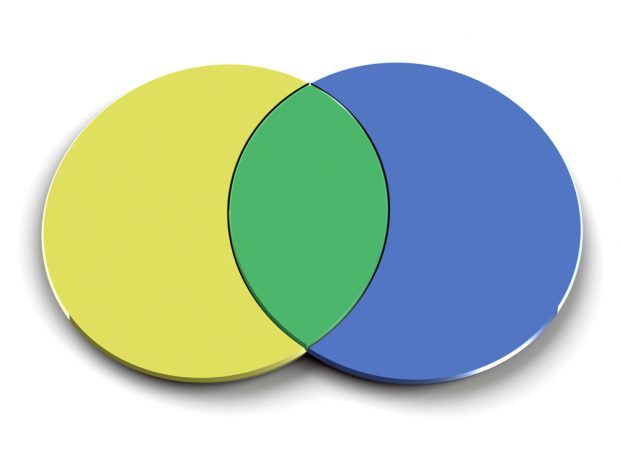 make a venn diagram