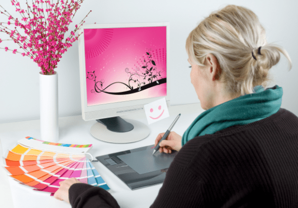 Can A Freelance Graphic Designer Earn More Working At Home?