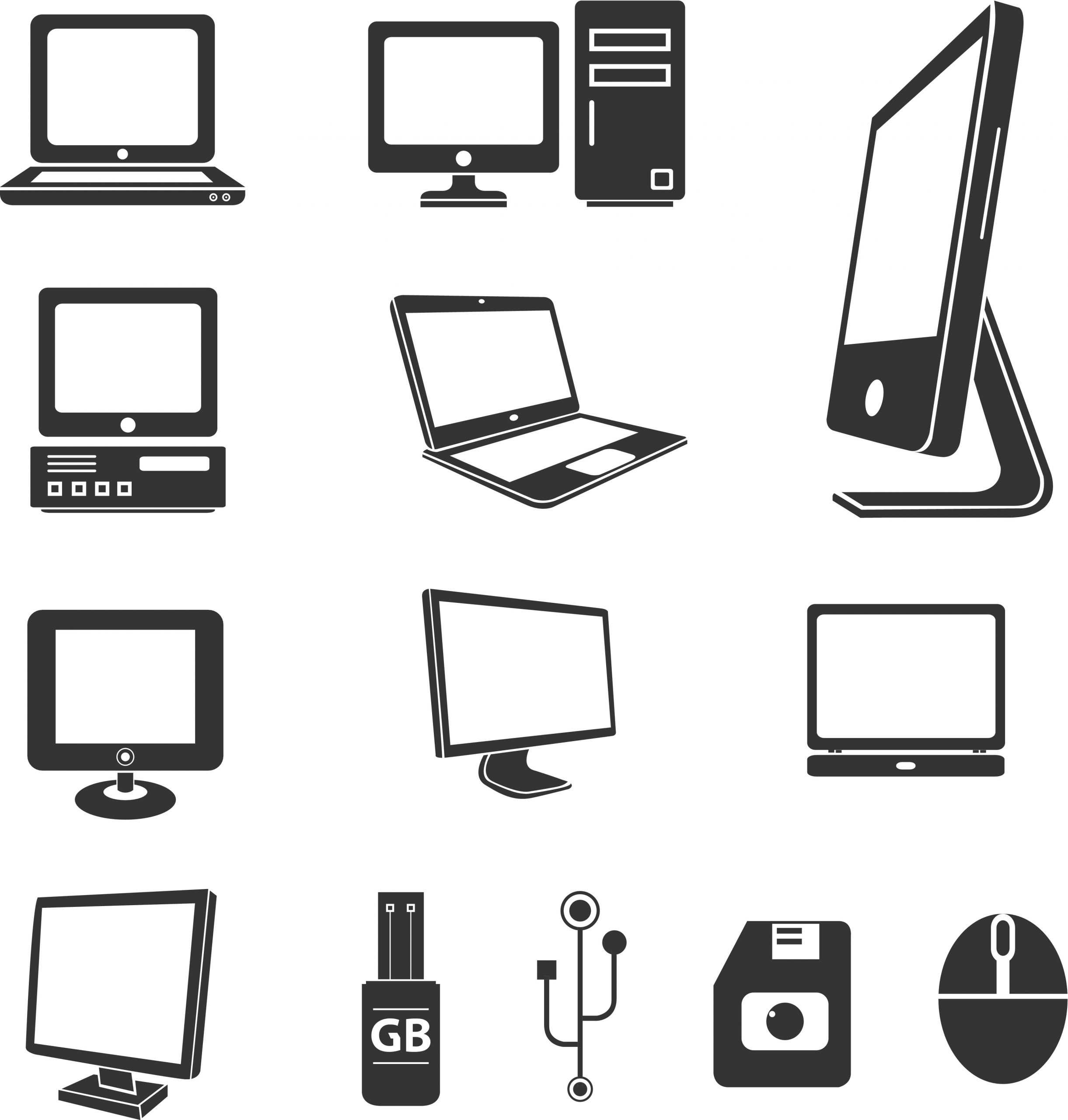 5 Categories Of Computer Types And Components
