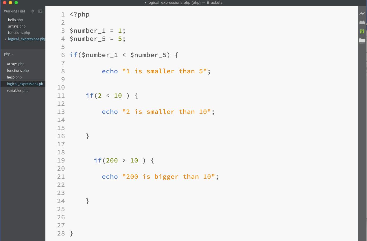 Beginner PHP Tutorial