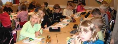 תלמידים בפינלנד