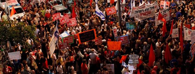 """המחאה החברתית – איחוד כוחות, בעקבות מכתבו של עו""""ד גדעון רוזנבלום"""