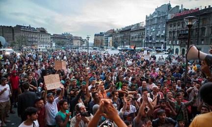 """כוחות דעא""""ש העתידיים בבודפשט"""
