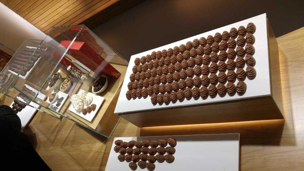שוקולד בלי סוף...