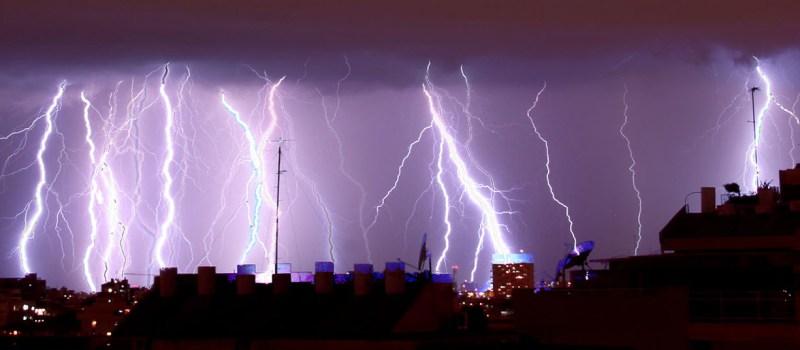 סופת ברקים – 26/10/2012